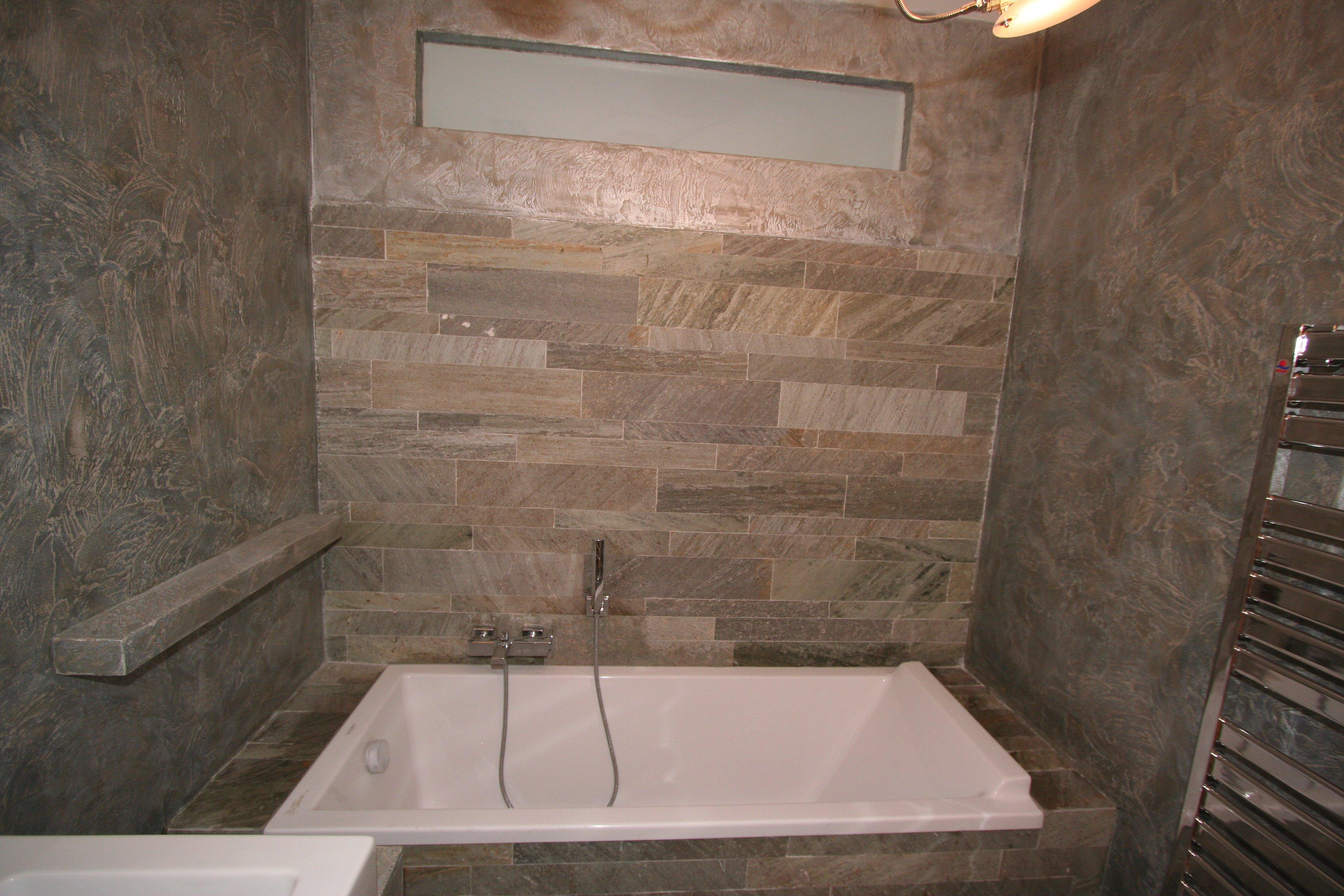 Image bagno 2 foto 3 vasca acrilica perfetamente - Vasca da bagno muratura ...