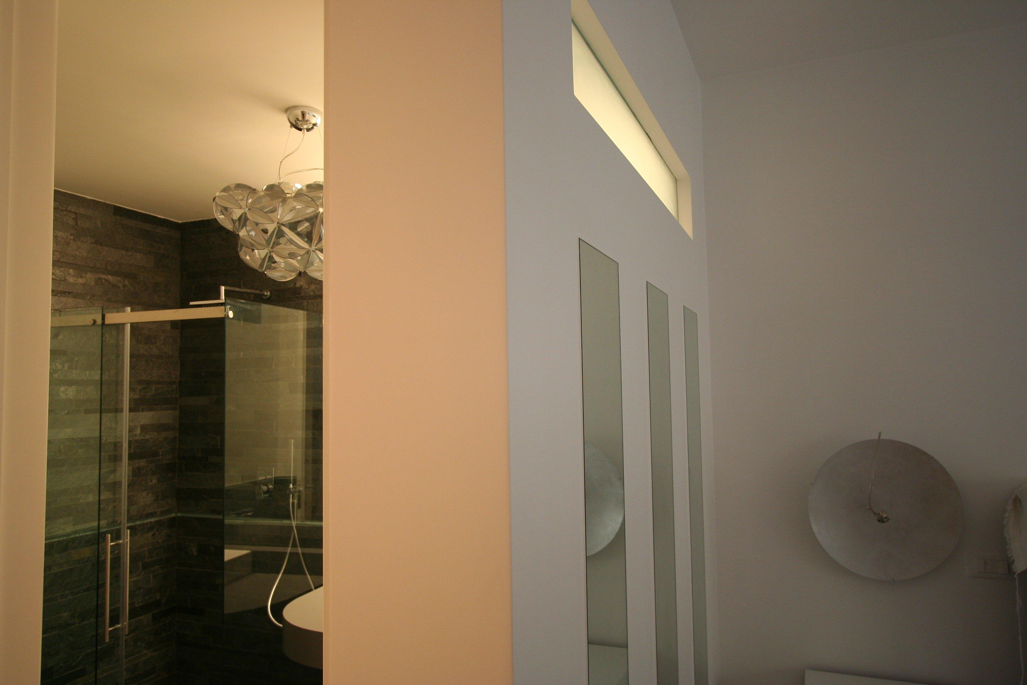 Image camera da letto foto 6 entrata bagno interno - Bagni in camera ...