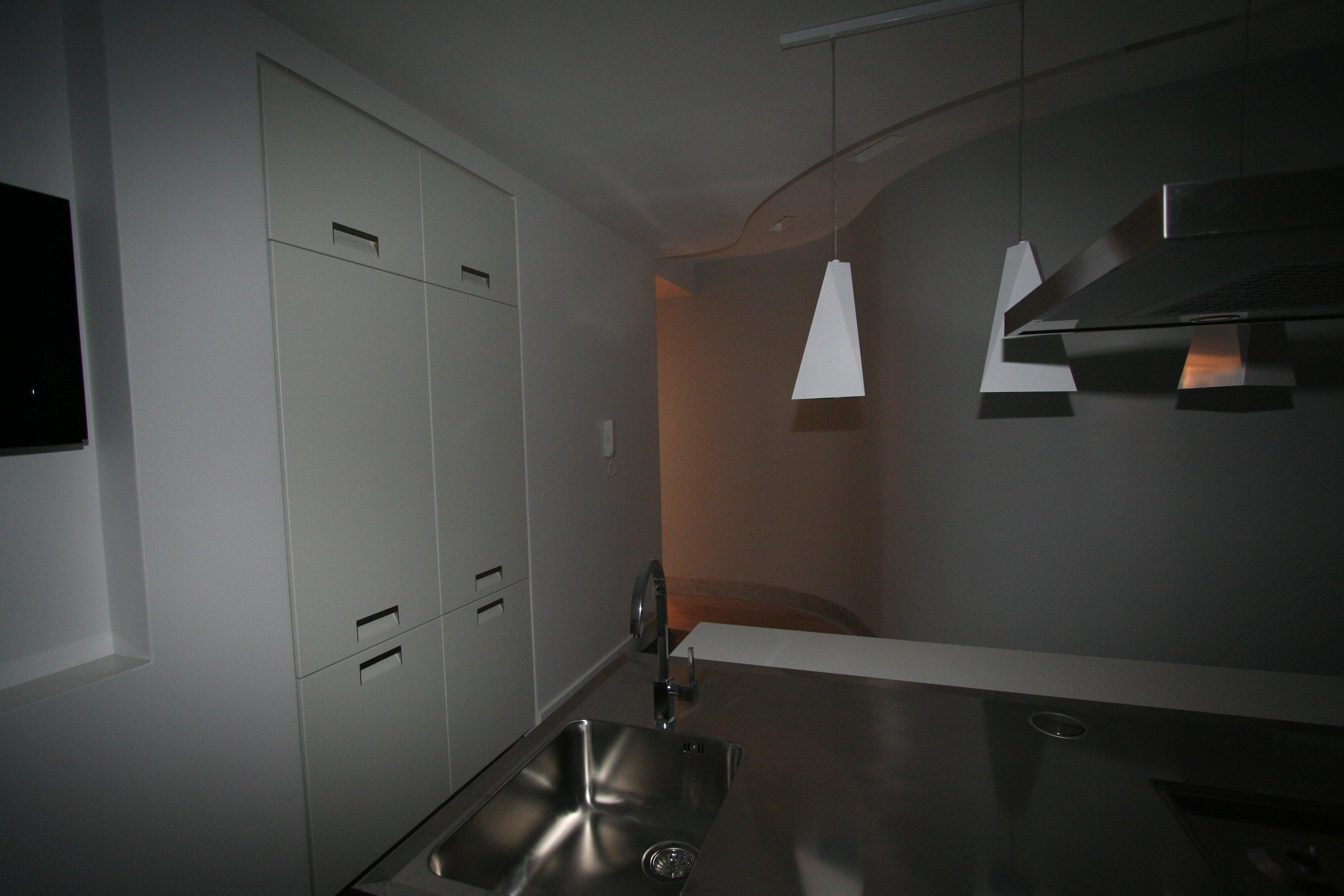 Image: Cucina foto 4 vista nicchia frigoriferi fata sul ...