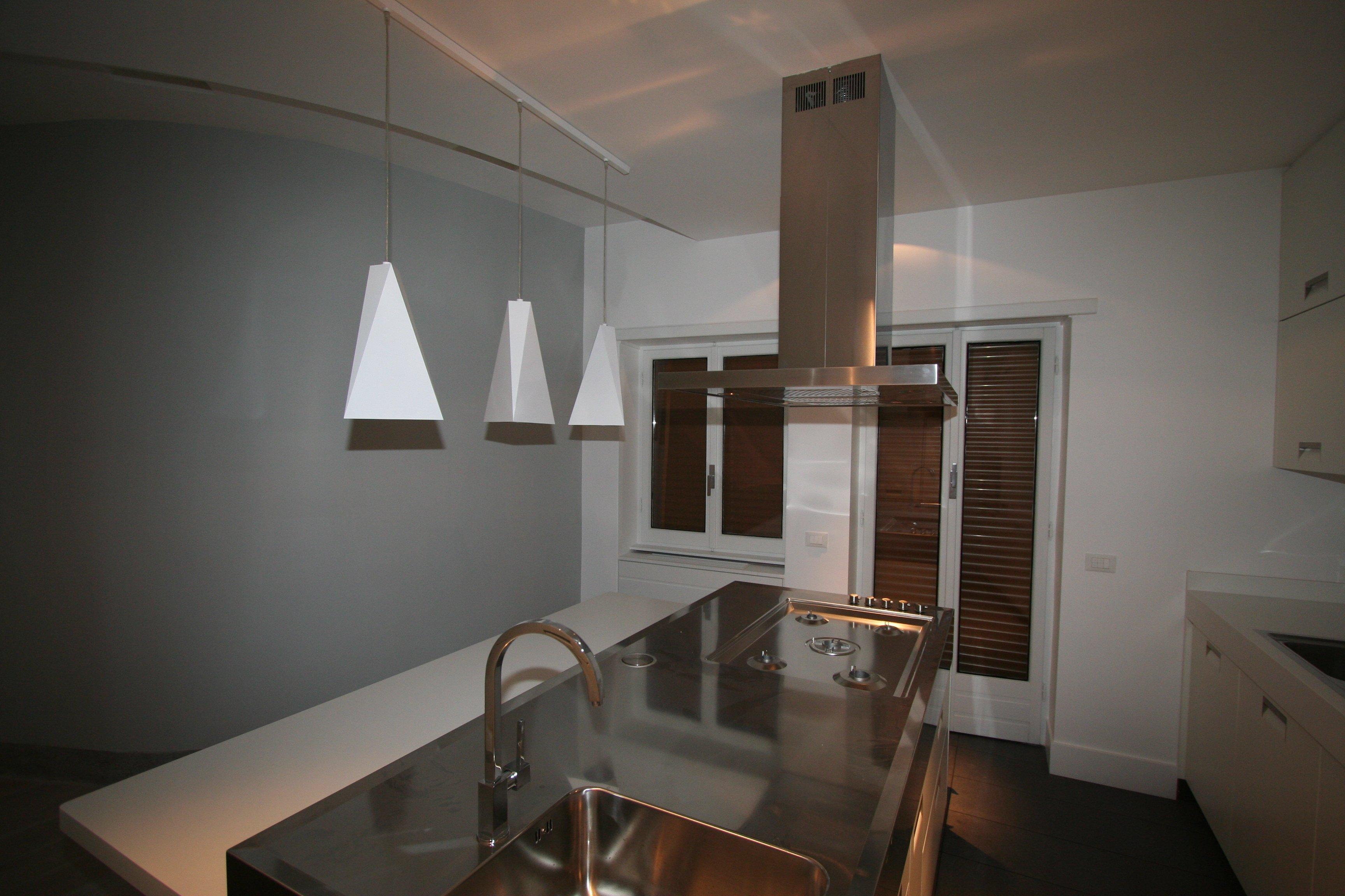Image: cucina foto 7 vista impianto di aspirazione