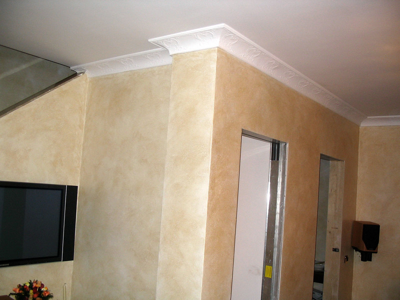 Image la stuccolina in gesso e decorazione in casa dei sogni for Progetti di casa dei sogni